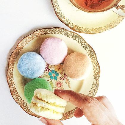 Macarons (Pastel)