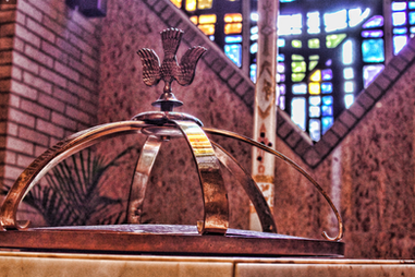Detailed Baptistry