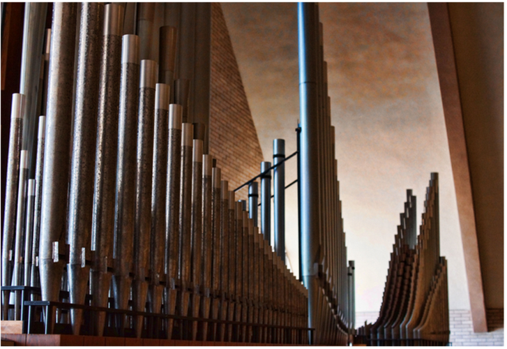 Our Pipe Organ