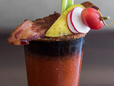 A Bloody Mary recipe for St. Patricks Day