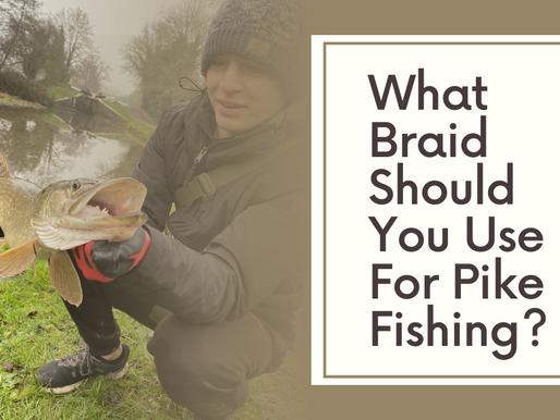 What Braid Should You Use For Pike Fishing?