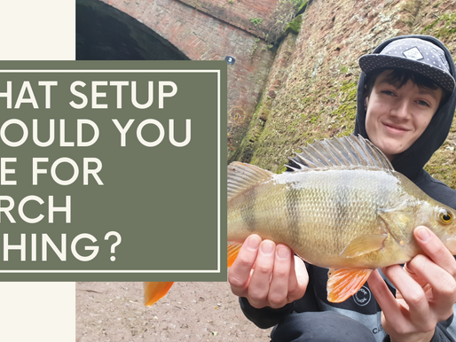 What Setup Should You Use For Perch Fishing