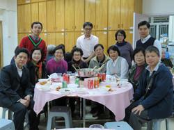 聖誕盆菜宴