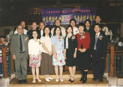 90周年堂慶