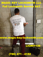 locksmith service in Miami Shores