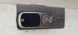 install lock