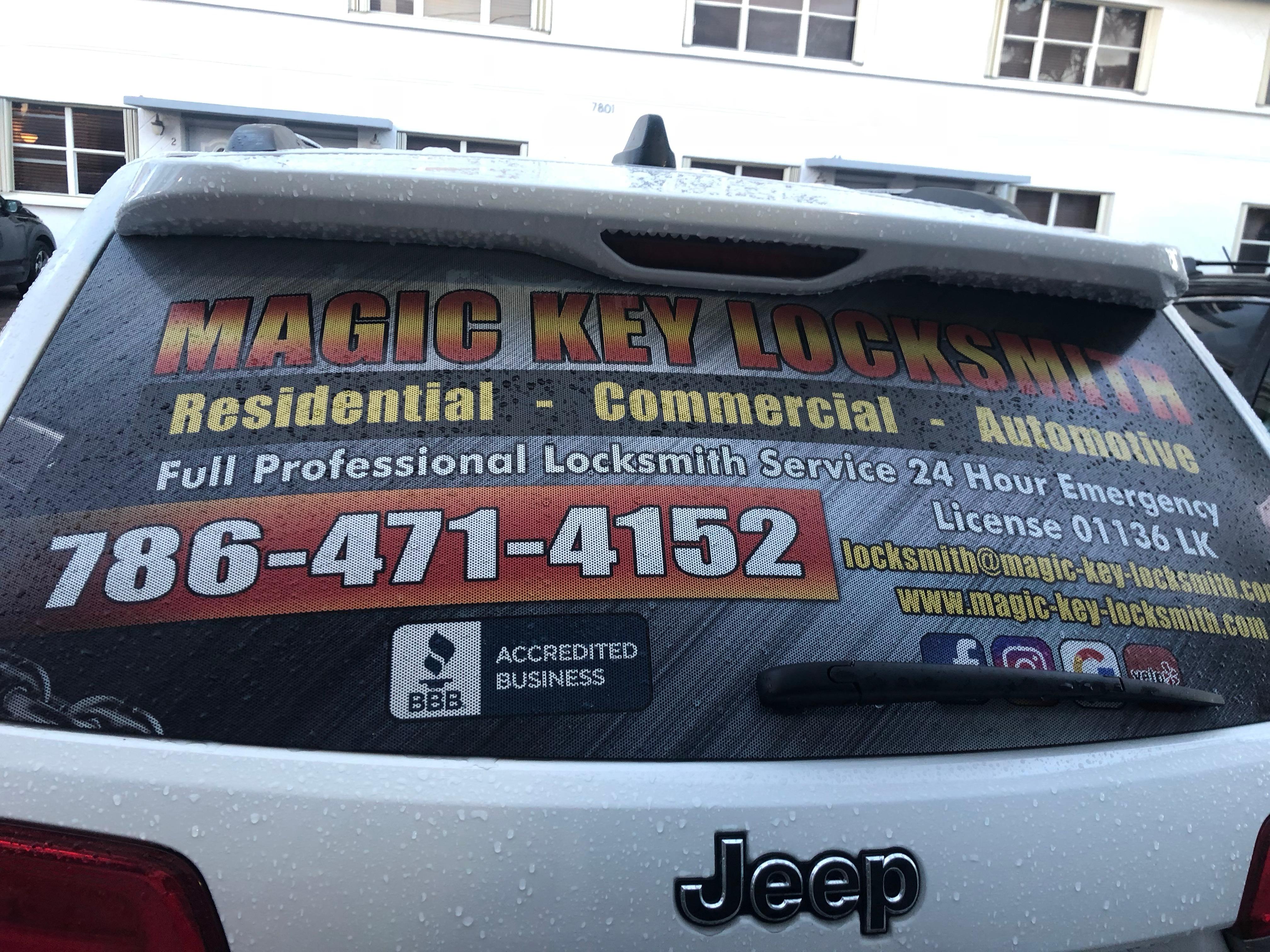 magic key locksm