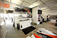 Aston Martin Le Mans Garage