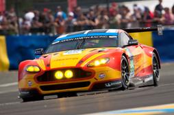 Aston Martin Vantage GTE, Aston Martin Racing, Le Mans 24 Hours