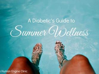 Summer Wellness for Diabetics
