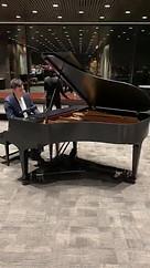 Nicholas Deek plays Italian Concerto (Bach)