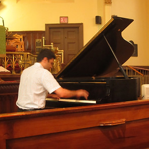 Performing Chopin Ballade 1 in Concert