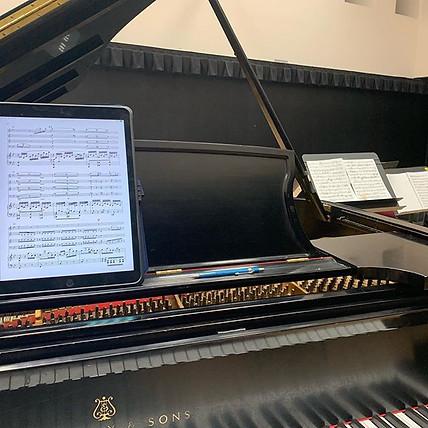 Mozart Quintet rehearsal in Gatineau