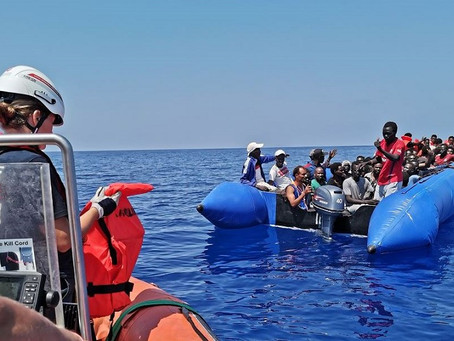 In the same boat? - 1st Winner in the European Solidarity Essay Prize