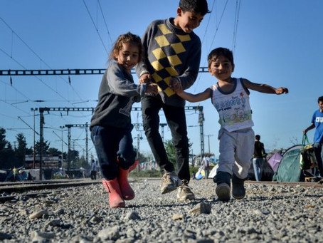 Running for Them - 2nd Winner in the European Solidarity Essay Prize