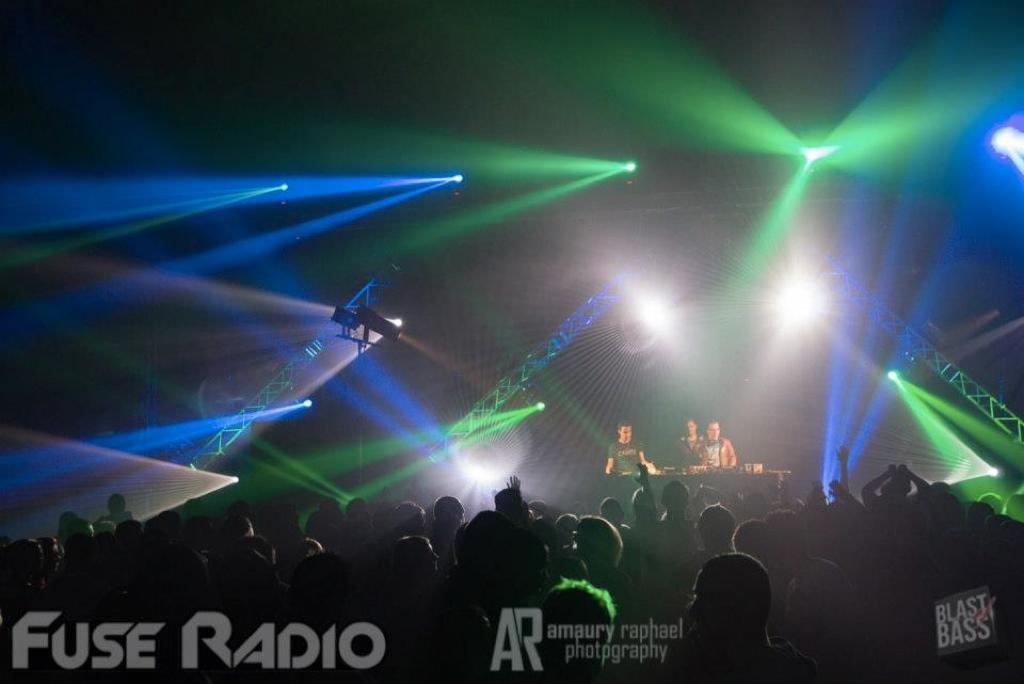 Fuse Radio Stage