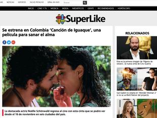 SuperLike de RCN habla de 'Canción de Iguaque'