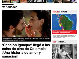 Diario del Cauca y Canción de Iguaque