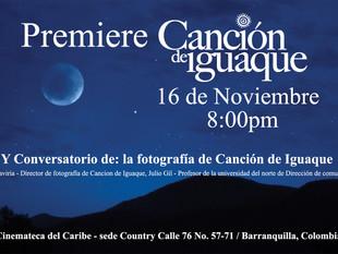 El Heraldo habla sobre el estreno de Canción de Iguaque.