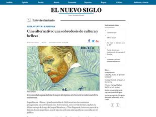 El Nuevo Siglo y Canción de Iguaque.