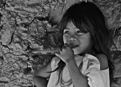 niña indigena