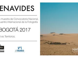 Seleccionado para Convocatoria de FOTOGRÁFICA BOGOTÁ 2017