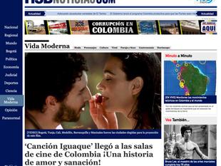 HSBNOTICIAS y Canción de Iguaque
