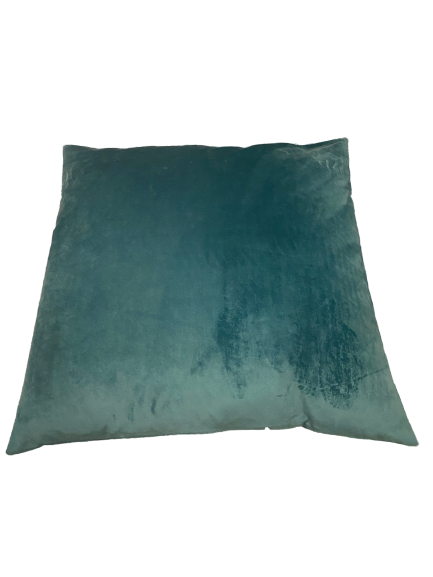 Teal Pillow