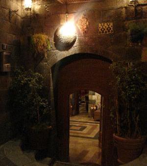 Doorway in Syria