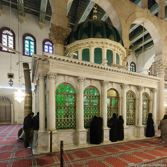 Tomb of St. John the Baptist, Damascus