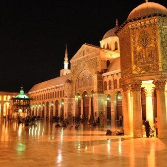 Omaayad Mosque, Damascus