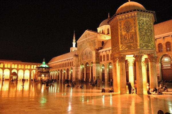 Omaayad Mosque, Damascus