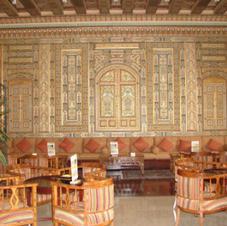 Movenpick Hotel Bar, Petra, Jordan