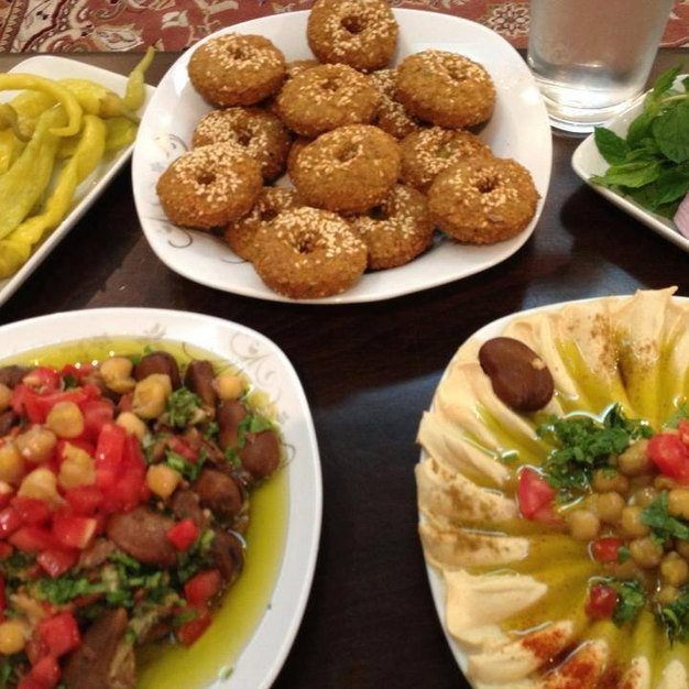 Syrian Breakfast