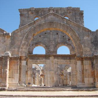 St. Simeon the Stylite Monestary, Aleppo