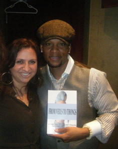 Me and D.L. Hughley