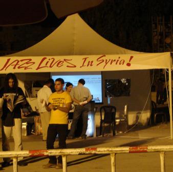 Jazz in Syria