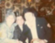 Aggie, Mike Khalil & Marty Allen at Khal