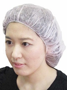 כיסוי ראש חד פעמי כיסוי ראש לחדר נקי