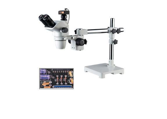 מצלמה למיקרוסקופ