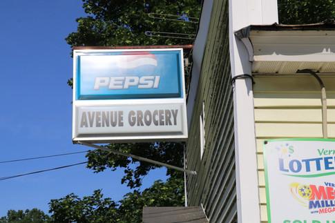 Avenue Grocery in Brattleboro