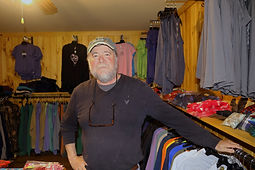 Franklin General Store owner Bill.