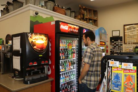 Choices, choices at Georgia Market