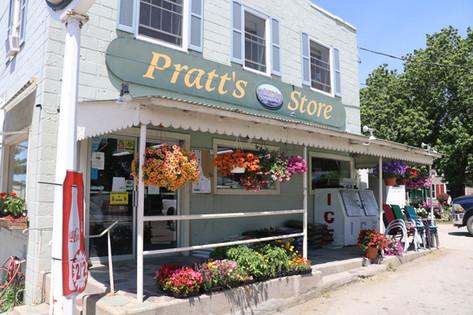Pratt's Store, Bridport