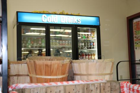 Beverage display