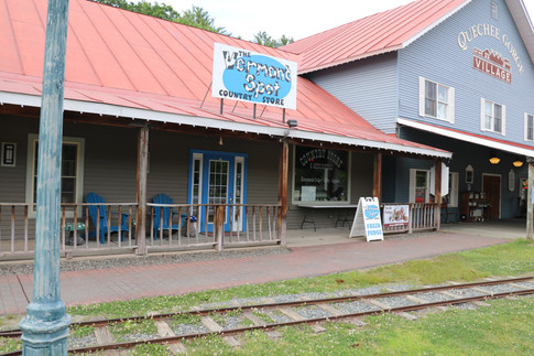 The Vermont Spot Country Store in Quechee wants you to feel like a kid in a candy store every time you step inside.