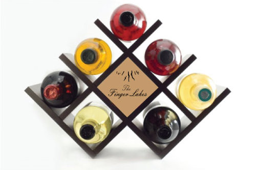 FINGER LAKES WINE RACK