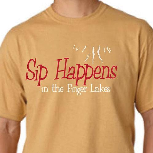 SIP HAPPENS TEE