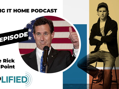 New Episode of The Bring It Home Podcast!