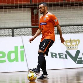 Cleison - Praia Clube Futsal